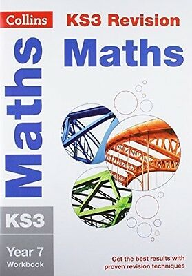 KS3 Maths Year 7 Workbook (Collins KS3 Revision And Practice - New Curriculum)