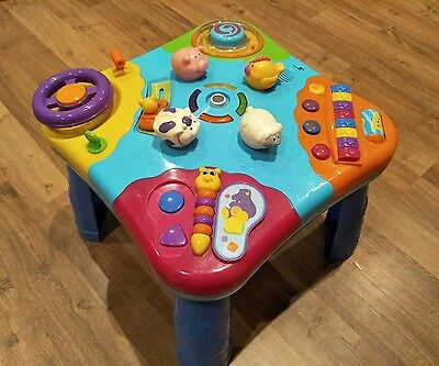 Kids Activity Play Table