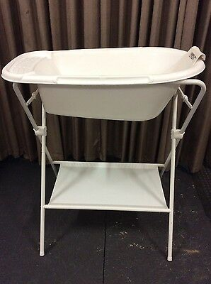 Baby Bath with Stand and Infant Support