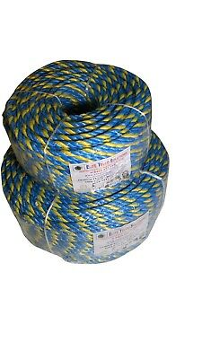 TELSTRA ROPE 100 METRES, 6mm STRONG 605kg*General Puropse*
