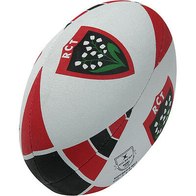 Clearance Line New Gilbert Rugby Toulon Supporter Rugby Ball Size 5