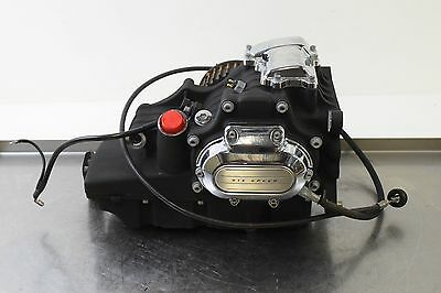 2012 Harley Touring FLHX Street Glide 6 Speed Transmission Gear Box 33166-10A