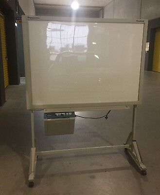 Panasonic 2 Sided Whiteboard UB-5315 With Stand (Prints On A4 Plain Paper)