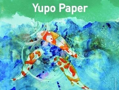 Yupo Synthetic Painting Paper - A4 85gsm - 10 sheets - Smooth surface