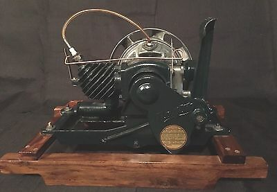 Great Running RESTORED 1928 Maytag Model 92 Gas Engine Motor Hit & Miss Antique
