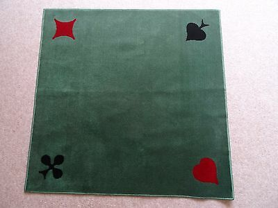Card Poker Mat  / Cloth  / Table Games Cover