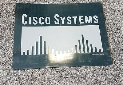 Cisco magnetic mounting mat