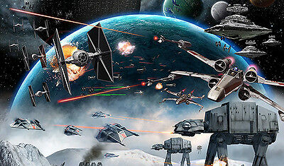 #56 Custom Star Wars Playmat AT-AT Play Mat TCG CCG Mat Large Game Mouse Pad