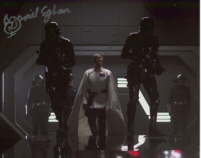 Daniel Eghan Photo Signed In Person - Rogue One: Star Wars - C658