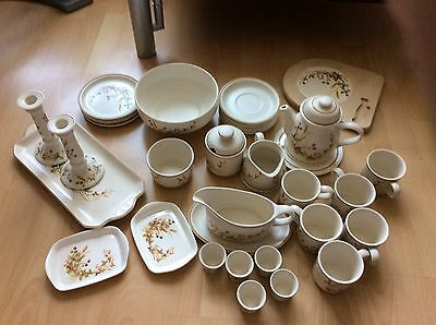 Lot ST MICHAEL (M&S) Marks And Spencer Harvest china
