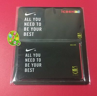 "New Taiwan iCASH 2.0 card NIKE edition ""all you need to be your best"""