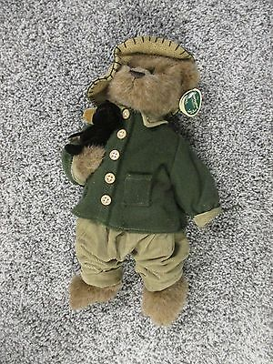 The Bearington Bear Collection, Black & Jack  #1376 Very Good Used Condition