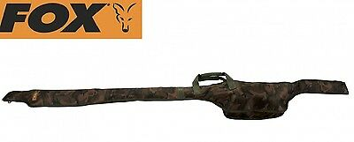Fox Camolite Single Rod Jacket Rod Sleeve 10Ft Or 12 Ft Or 13Ft  Camo Lite