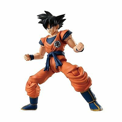 Bandai Shokugan Dragon Ball Z Shodo 4 Son Goku Action Figure DBZ
