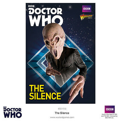 Doctor Who The Silence *Doctor Who Into The Time Vortex* Warlord Games
