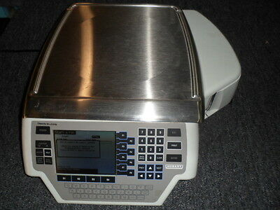 Hobart Quantum 29305 Meat Cheese Deli Scale with Printer Tested #5337
