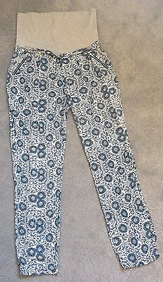 maternity trousers size L Excellent Condition Summer Light Material
