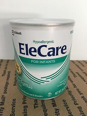 6 - 14.1oz cans EleCare for Infants baby  with DHA/ARA Formula - NEW