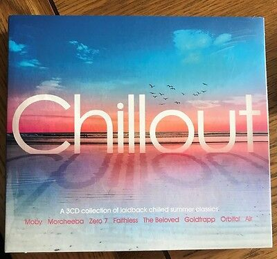 Chillout (2017) Brand New & Sealed - 3Cd