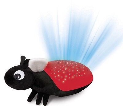Discovery Kids Constellation Projection Red Firefly Star Light - FAST SHIPPING!