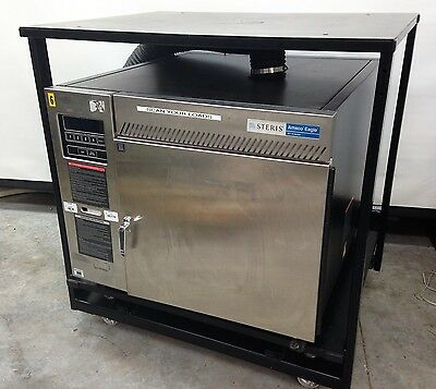 Steris/Amsco Eagle 3017 EO Sterilizer