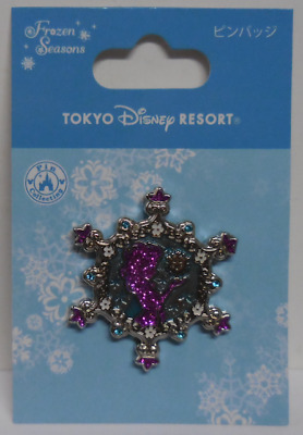 Disney Pin Japan TDR Frozen Seasons Elsa New