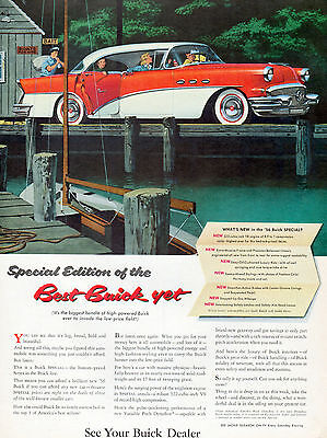 1956 Buick Special Car ad --p-46.5