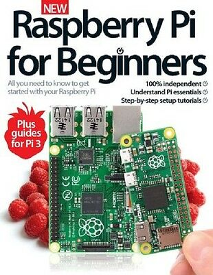 "Raspberry Pi For Beginners magazine Seventh Edition""bookazine"" (160 pages)"