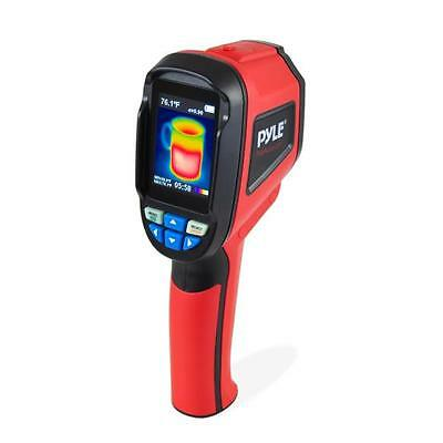 Pyle PTIMGCM83 Infrared IR Thermal Imaging Camera / Digital Heat Sensor