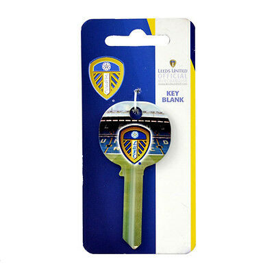 Leeds United Fc Stadium Club Crest Blank Door Keys Key New Souvenir Gift Xmas
