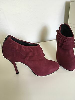 Women's 8.5 crazy hot shoes, boots lot never worn. Dress up or down!