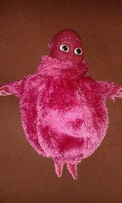 """Boohbah Doll Pyjama / Hot Water Bottle Case From Boots 20"""" Tall- GC - BUY IT NOW"""