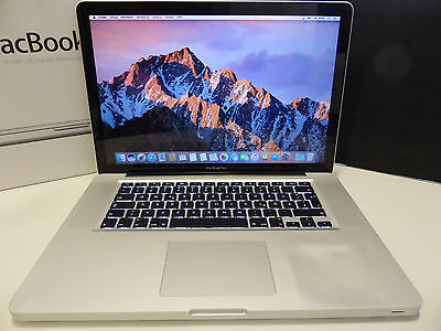 "Apple MacBook Pro 15.4"" MD103D/A - Core i7 2.3GHz, 4GB RAM, 500GB HDD, DVD, OVP"