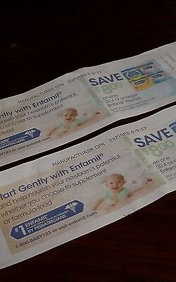 Enfamil Infant baby formula Coupon $5.59 Save 65% off $16 approx Big in Texas!