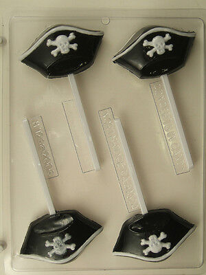 PIRATE SHIP LOLLIPOP Chocolate Candy Mold Molds Diy Birthday