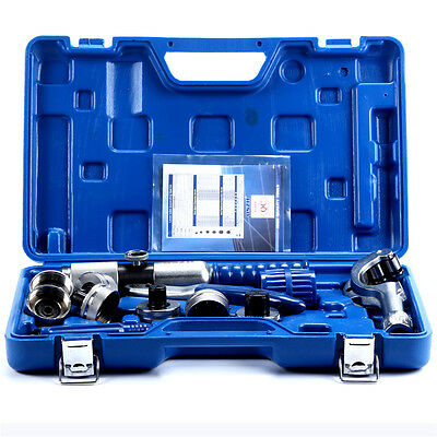Generic Hydraulic Tube Expander 7 Lever Tubing Expanding Tool Swaging Kit HVAC