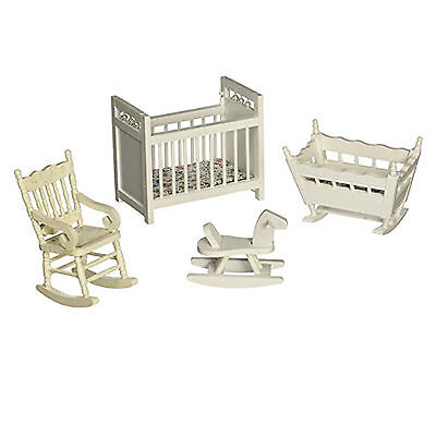 Melissa And Doug Doll House Furniture Nursery Set NEW Play Traditional