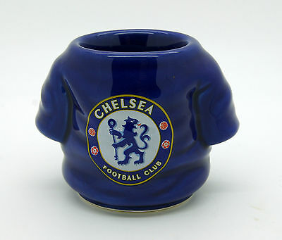 Chelsea FC Official Football Shirt Egg Cup - Gift Boxed - Ideal Gift