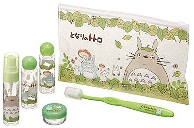 Travel accessories 7-piece set My Neighbor Totoro liquid bottle dental Kid