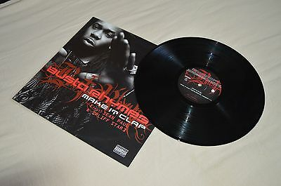 "Busta Rhymes - Make It Clap Feat. Sean Paul. 12"" Single Vinyl Record"
