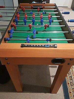Foosball/ Soccer Table for Kids/ Kids Games/ Toy Room