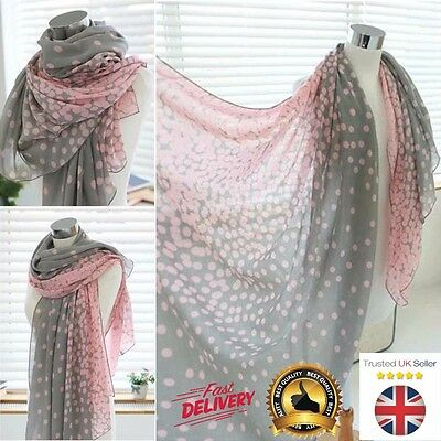 SALE!! 2017 SPRING SUMMER Trend Women Shawl Voile Long Scarf Neck Wrap