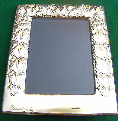 Sterling Silver Picture  Frame