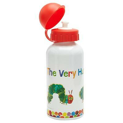 NEW The Very Hungry Caterpillar Aluminium Drink Bottle 400ml