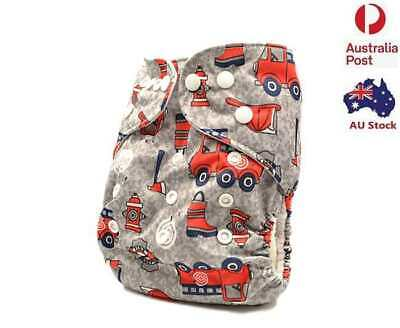 New Adjustable Babies Boy Modern Cloth Nappies MCNs Diaper Boyish Nappy (D83)