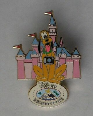 Disney Pin DVC Getaway Days Disney Vacation Club Travel Expo Pluto Pin