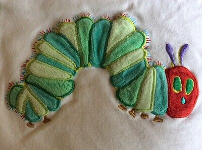 The Very Hungry Caterpillar: Fitted Sheet Set & Blanket - Cot & Toddler Bed
