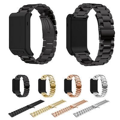 New Replacement Stainless Steel Watch Band Strap For Garmin vivoactive AU STOCK