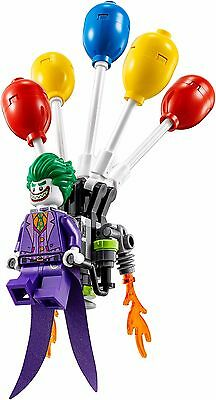 Lego minifigure Lego Batman Movie -- The Joker from 70900 -- NEW & FREE POSTAGE