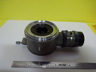 Microscope Part Olympus Vertical Illuminator Optics As Is Bin#x1-41